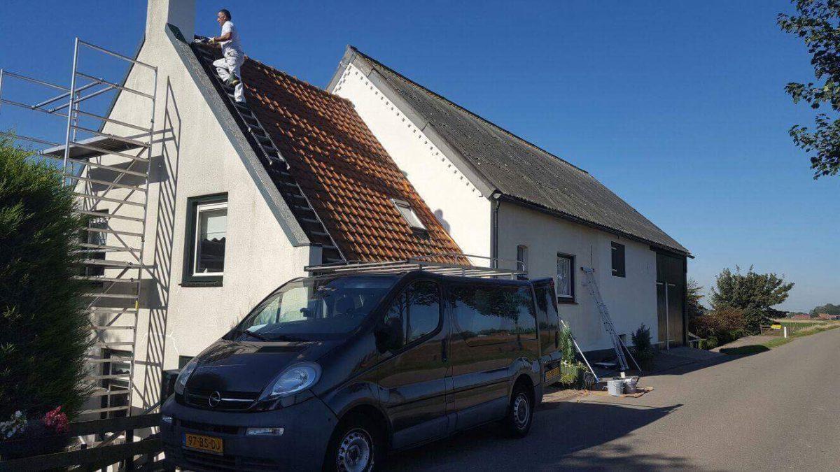Schildersbedrijf De Maas – Barendrecht
